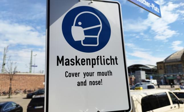 Maskenpflicht soll laut MPK-Beschlussvorlage bestehen bleiben