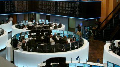 DAX legt zu – Siemens Energy stark