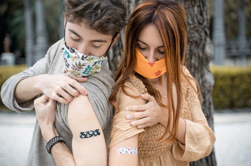 Gefloppt: Impfwerbung der Bundesregierung für Jugendliche