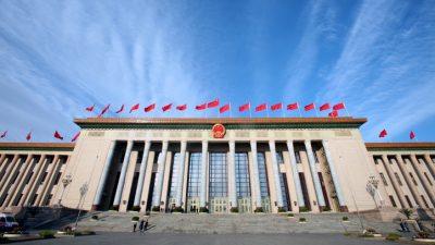 Pekings Anti-Sanktionsgesetz widerspricht Völkerrecht