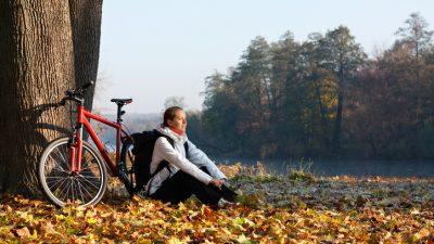 Wandern in intakter Natur unterstützt das natürliche Immunsystem