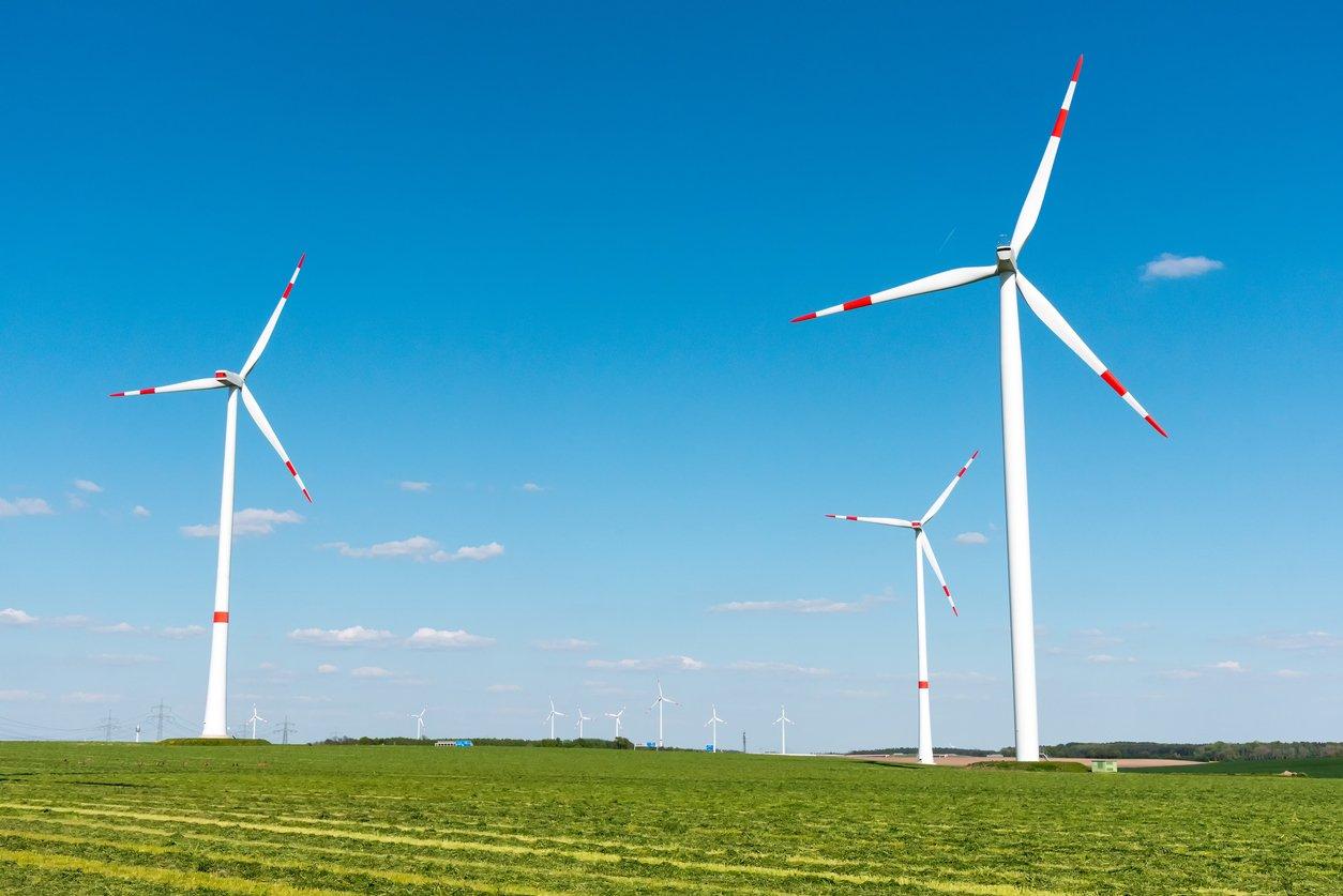 Wenig Wind lässt Anteil der Ökoenergie am Verbrauch sinken