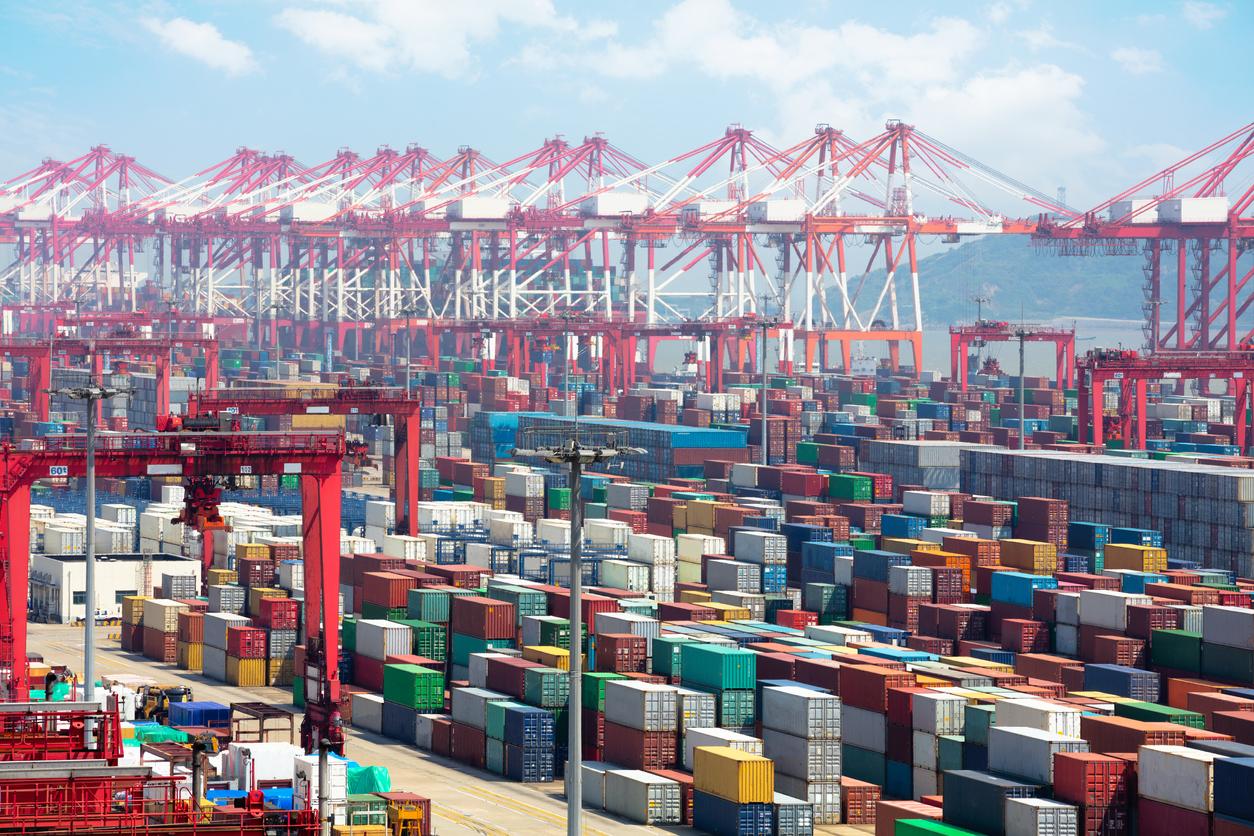 """""""Zur Zeit nicht lieferbar"""" – Containerkrise vor dem Weihnachtsgeschäft"""