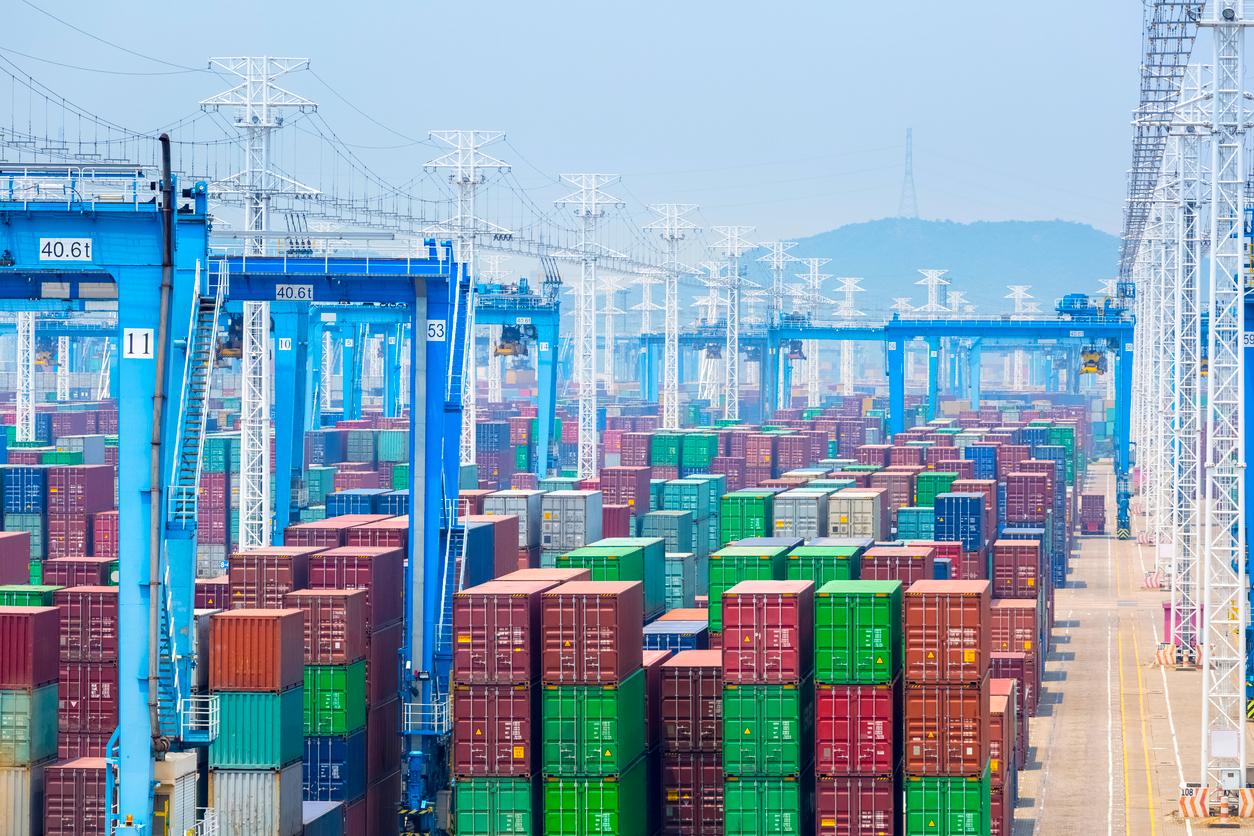 China öffnet Terminal am weltweit drittgrößten Frachthafen wieder