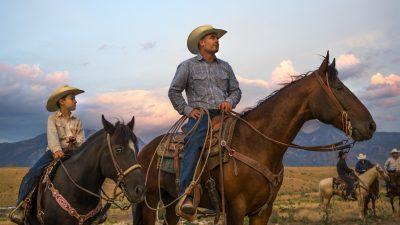 Cowboys im Herzen: Erziehung von Jungen