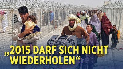 Mehr Flüchtlinge erwartet: Frontex testet Hightech-Grenzkontrollsysteme