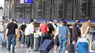Die neuen Corona-Regeln für Einreisen nach Deutschland