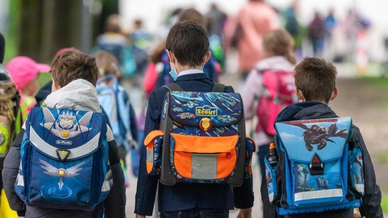 Rechtsanspruch auf Ganztagsbetreuung für Grundschüler ab August 2026