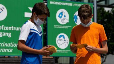 Gesundheitsminister planen mehr Impfangebote für Jugendliche – Keine Impfempfehlung der Stiko