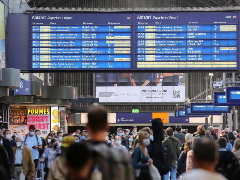 Streik der Lokführer bei der Deutschen Bahn begonnen – Das müssen Reisende wissen