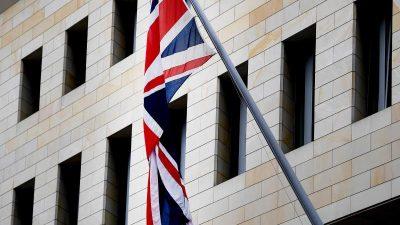 Brite wegen mutmaßlicher Agententätigkeit für Russland in Potsdam festgenommen