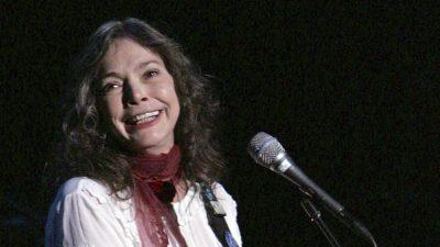 US-Folksängerin Nanci Griffith mit 68 Jahren gestorben