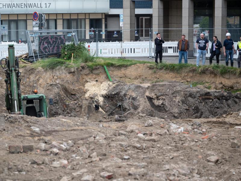 Weltkriegsbombe in Dortmund muss gesprengt werden