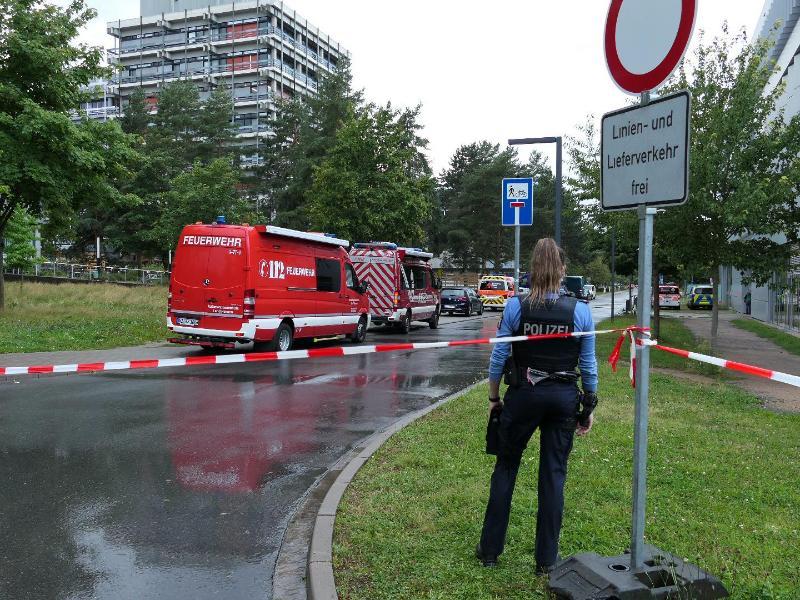 Ermittler finden nach Vergiftungen an TU Darmstadt K.O.-Tropfen in Küche