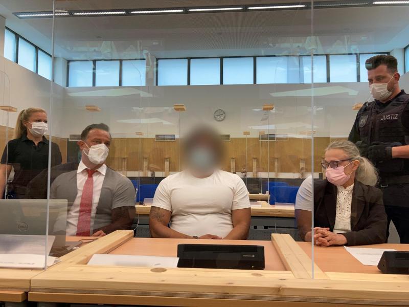 Versuchter Goldschatz-Raub: Täter muss drei Jahre in Haft