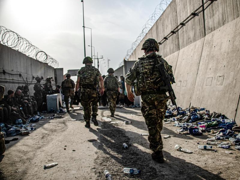Bundeswehr warnt vor IS-Selbstmordattentätern in Kabul