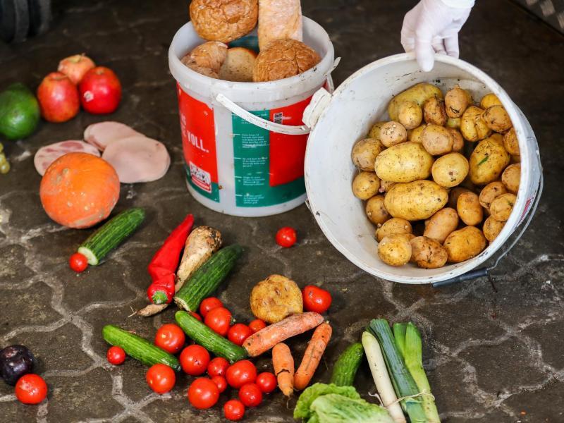 Lebensmittel retten: Das ist gar nicht so leicht