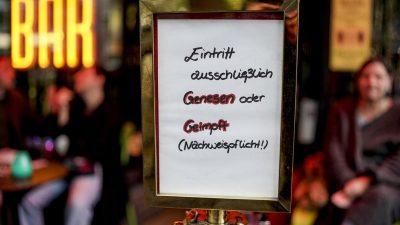 Geteiltes Echo auf 2G-Option in Hamburg