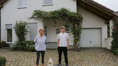 Flutopfer beziehen leerstehende Häuser im Braunkohlerevier