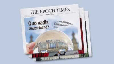 Jetzt erhältlich: Epoch Times Wochenzeitung #12