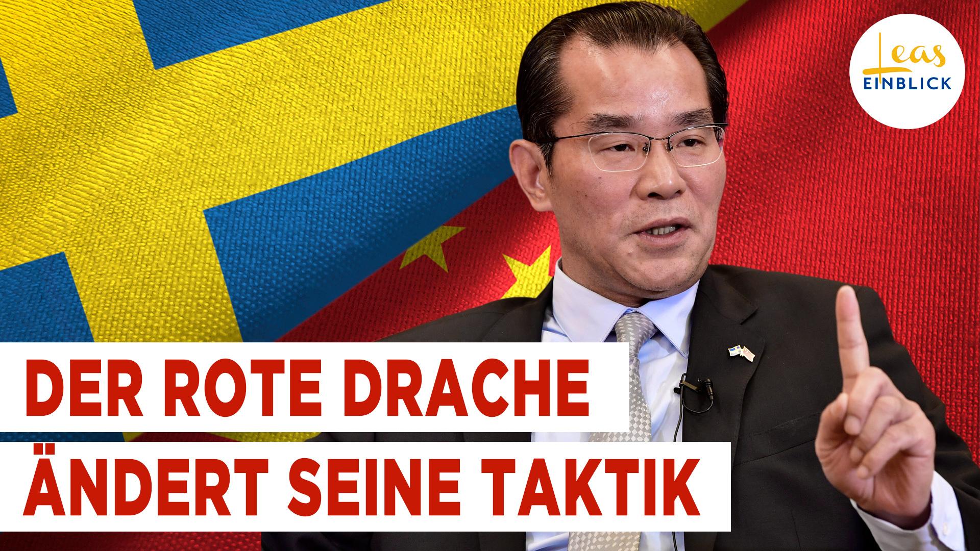 Schweden: Think Tanks fordern Entschuldigung von Chinas Botschafter