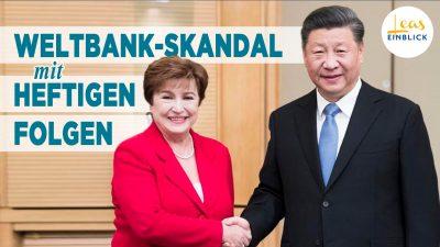 Weltbank manipuliert Länder-Ranking – China benutzt westliche Eliten als Handlanger