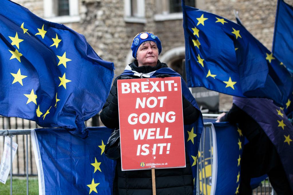 Deutschland bekommt rund 647 Millionen Euro Brexit-Hilfe