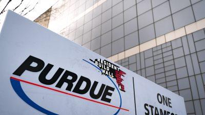 In US-Opioid-Krise verwickelter Pharmakonzern Purdue wird zerschlagen