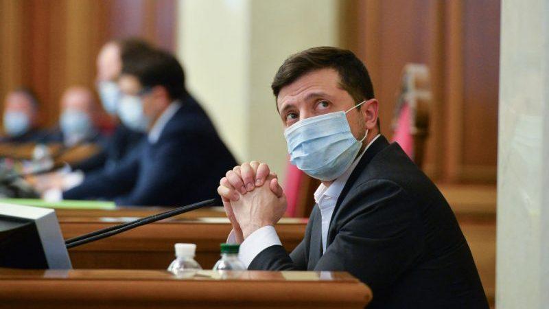 Ukraine beschließt umstrittenes Gesetz gegen Einfluss von Oligarchen
