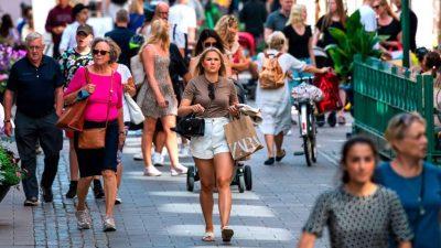 Schweden: Kein Impfangebot für Kinder und Aufhebung fast aller Maßnahmen