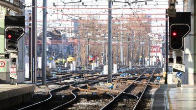 GDL lehnt neue Schlichtung im Tarifkonflikt mit der Bahn ab – Streik beginnt