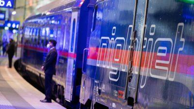 Neuer Nachtzug verbindet Wien über München mit Paris