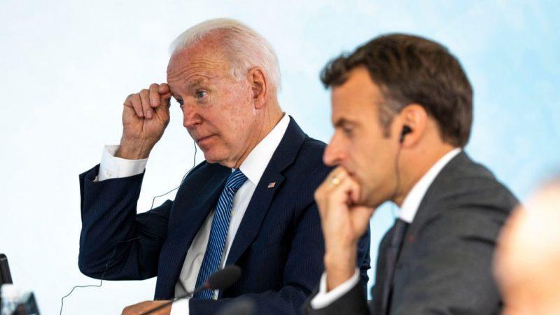 """Macron und Biden vereinbaren in U-Boot-Streit """"vertiefte Konsultationen"""""""