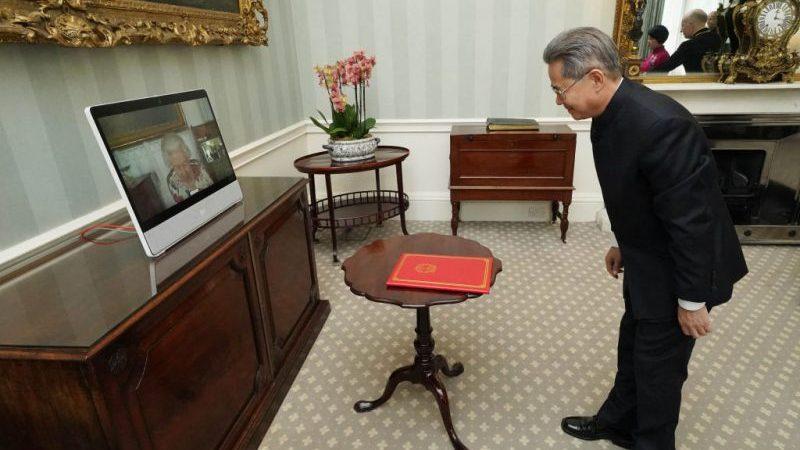 London: Parlament verbietet chinesischem Botschafter Zugang
