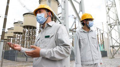 China: Stromknappheit führt zu Produktionsstopp und Engpässen bei Privathaushalten