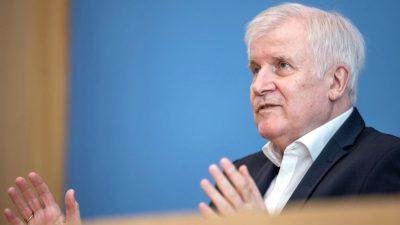 Seehofer traut Scholz eine gute Kanzlerschaft zu