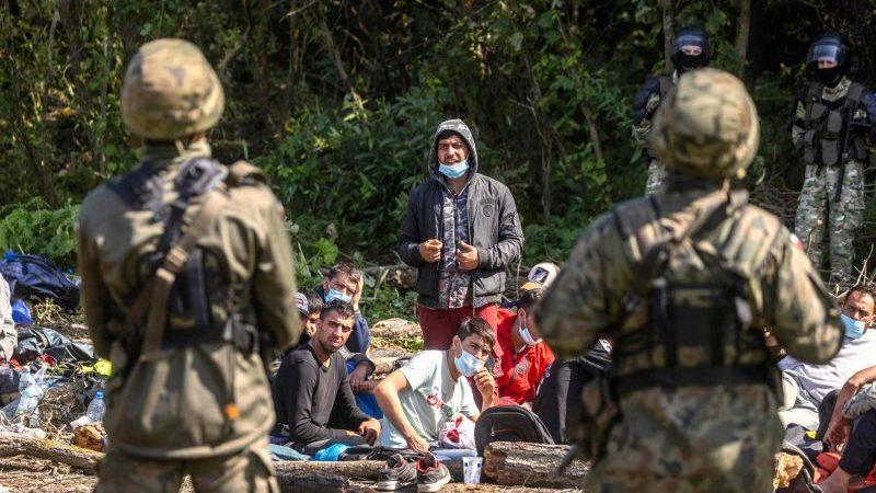 Starker Anstieg illegaler Migration über Polen nach Deutschland