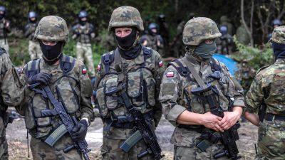 Tausende illegale Grenzübertritte: Polens Parlament segnet Notstand ab