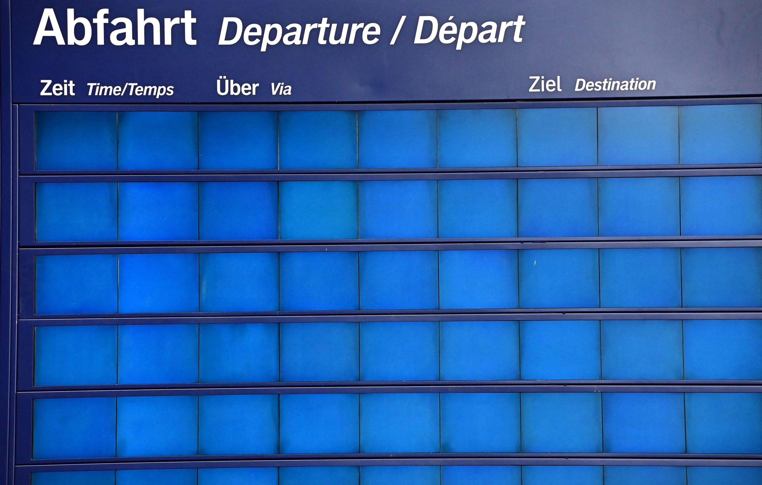 GDL lehnt neues Bahn-Angebot ab – Streik geht weiter