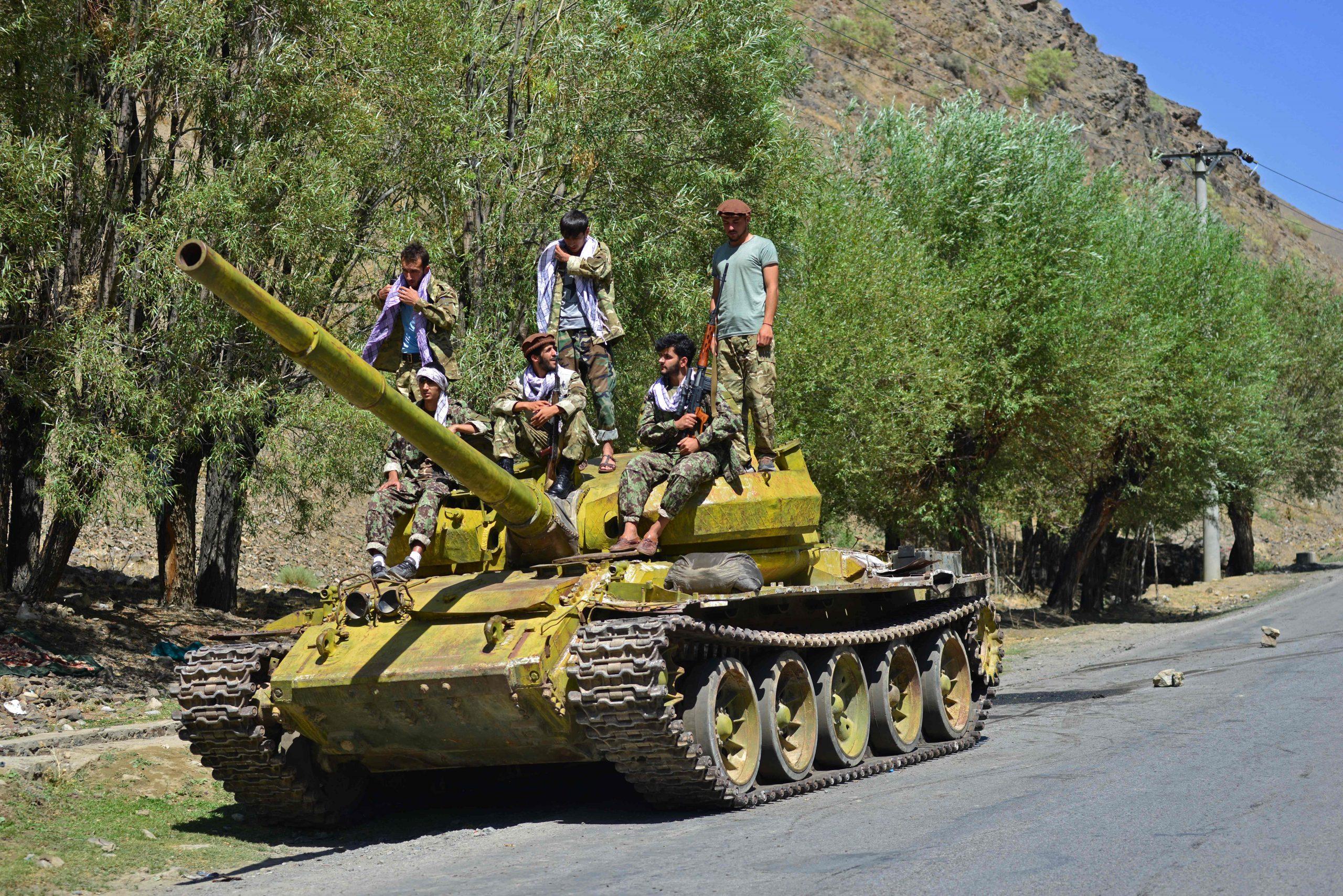 Schwere Kämpfe zwischen Taliban und Gegnern im Pandschir-Tal