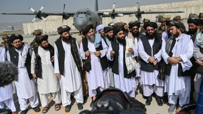 Journalistin: Die Taliban brauchen Geld und internationale Anerkennung