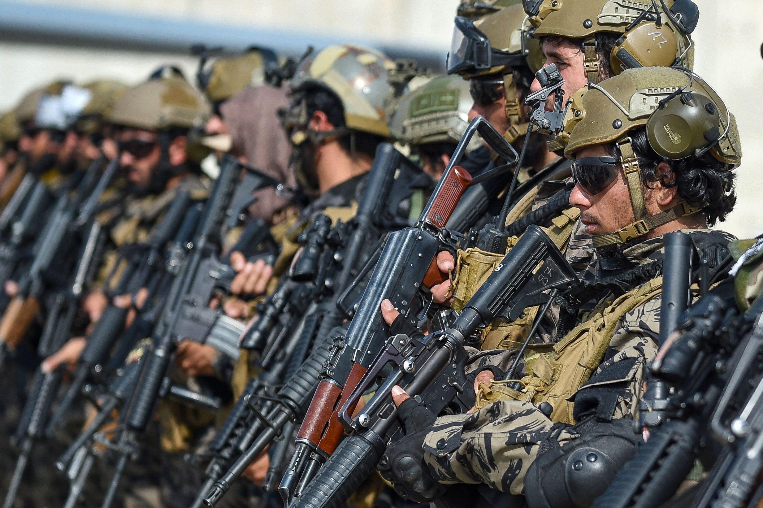 """US-Generalstabschef hält Bürgerkrieg in Afghanistan für """"wahrscheinlich"""""""