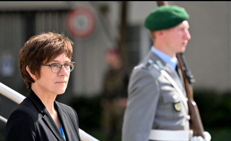 """Kramp-Karrenbauer: EU muss nach Afghanistan militärisch """"eigenständiger werden"""""""