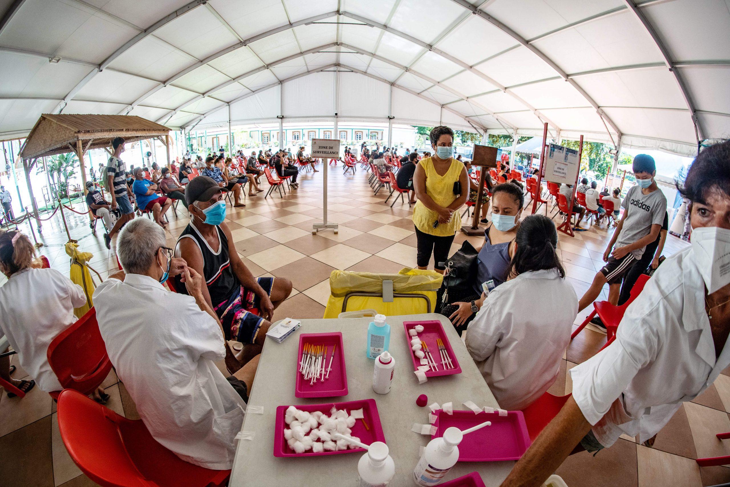 """Corona-Ausbruch in Französisch-Polynesien – Macrons Besuch war ein """"Fehler"""""""