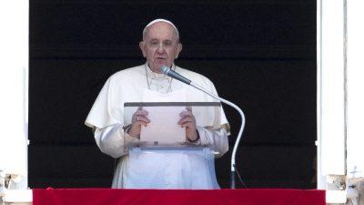 Slowakei: Keine Impfpflicht bei Besuch von Papst Franziskus – zu wenig Resonanz
