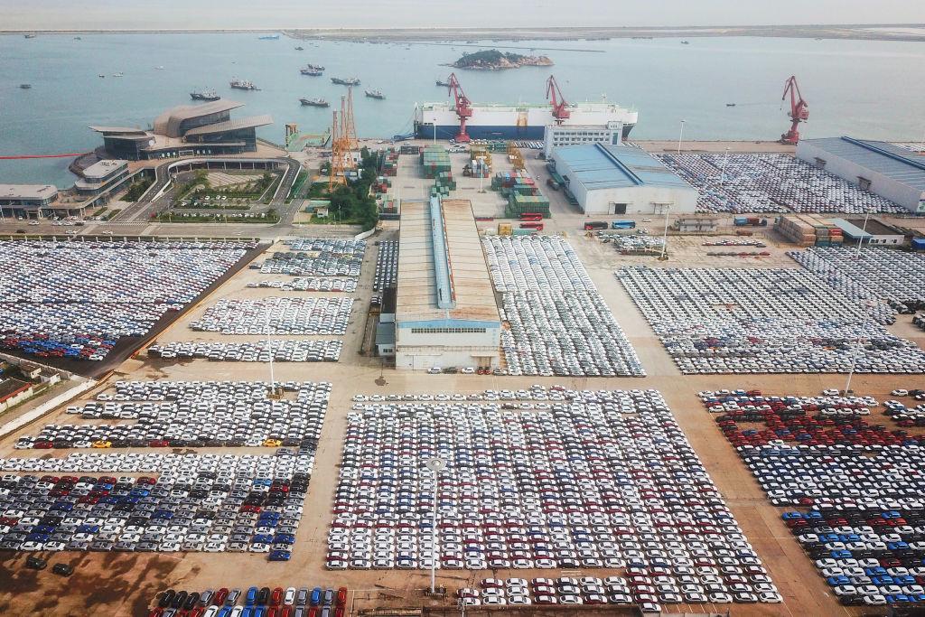 Fünfjahresplan: Pekings Niederschlagung privater Unternehmen