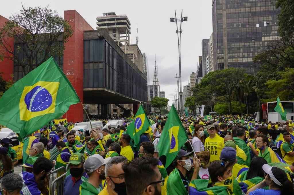 Brasilien: Großkundgebungen und Proteste gegen elektronisches Wahlsystem