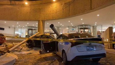 Erdbeben der Stärke 7,1 erschüttert Mexiko