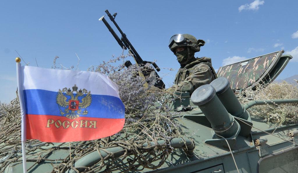 Russland und Belarus starten großes Militärmanöver nahe der Grenze zur EU