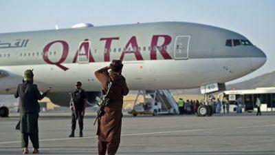 Erster ziviler Evakuierungsflug seit US-Abzug aus Kabul gestartet